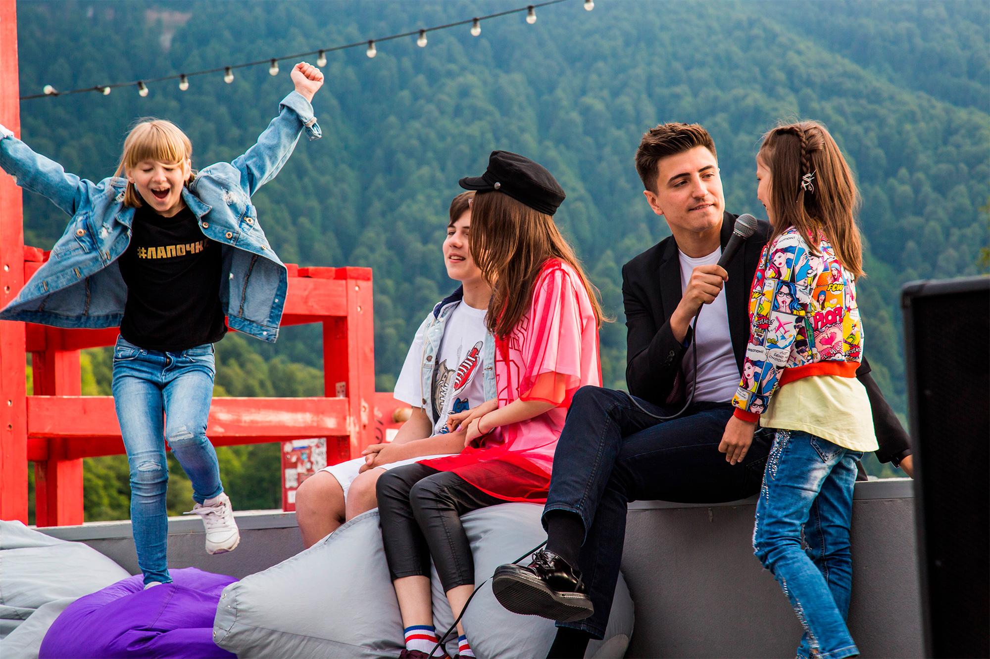школа блогеров для детей и подростков в Москве